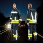 reflexní pruhy oděvu Fire Max 3