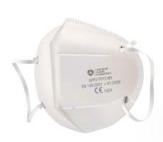 RESPIRÁTOR / filtracní polomaska s trídou ochrany FFP3 NR