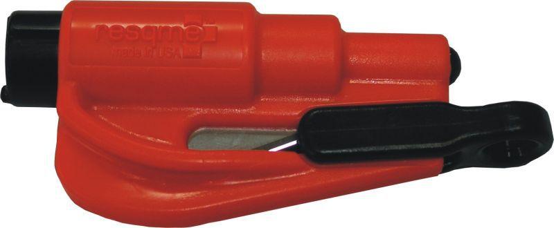 ResQMe™ Tool rozbíječ skla a řezač pásů na klíče