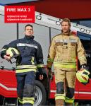 Rosenbauer Fire Max 3 Nomex a Gold