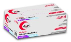 rukavice nitrilové GN90