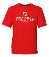 Tricko pánské FIRE STYLE no.101