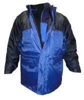 Univerzální bunda 5 v 1 MULTI PARKER modro-cerná