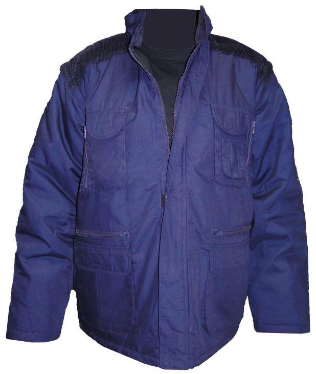 Univerzální bunda FOREST modrá