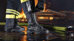 zásahová obuv Tornado