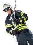 zásahový oblek Fire Max 3 IRS - verze zásahového obleku se záchranným pásem z Aramidu