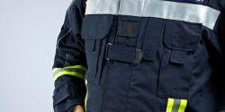 Zásahový oděv Rosenbauer Fire Max 3 detail