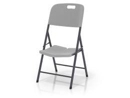 Židle skládací, plastová