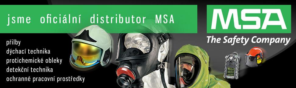 oficiální distributor MSA